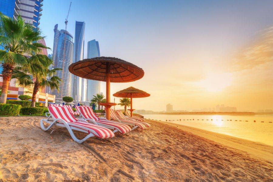 Отдых в арабские эмираты