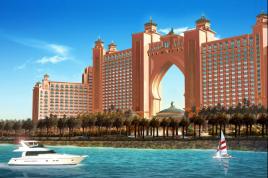 Отели с собственным пляжем в ОАЭ-цена на туры по акции!