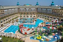 Сеть отелей CRYSTAL в Турции! Летние туры из Астаны.