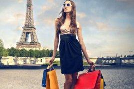 Распродажи в Париже, туры из Астаны