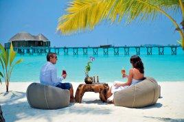 Мальдивы + Шри Ланка: отдых 2 в 1: райское наслаждение + экзотика!