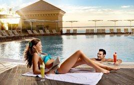 Пляжные отели на Все Включено в ОАЭ, вылеты из Астаны