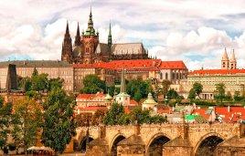 Туры в Чехию из Астаны, скидки в августе!
