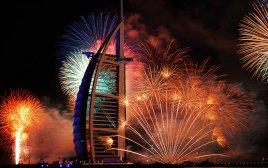 Распродажа новогодних туров в ОАЭ!
