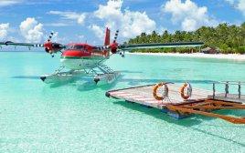 Мальдивы с вылетом из Алматы! Горящие туры!