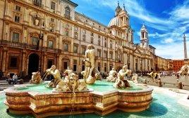 Экскурсионный тур:Рим-Флоренция-Римини-Сан Марино-Венеция!