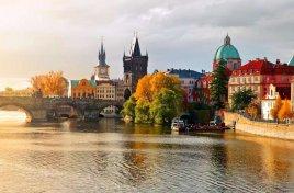 Отдых в Чехии из Алматы по доступным ценам!