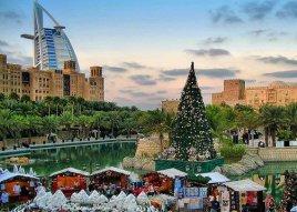 Новогодние туры в ОАЭ стали дольше и дешевле!!!