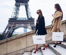 Шоппинг в Париже в сезон распродаж!!