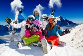 Активный отдых  на горнолыжных склонах Андорры!