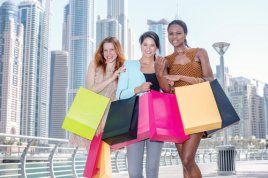 Шоппинг-фестиваль + отдых в Дубае!