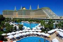 Скидка на бронирование отелей сети Delphin в Турции!
