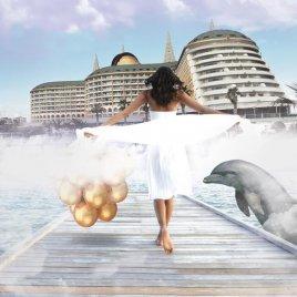 Сеть отелей  DELPHIN HOTELS по раннему бронированию с вылетом из Алматы!