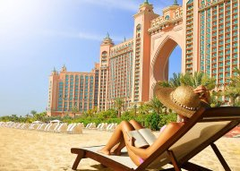 Где провести выходные? Короткие туры в ОАЭ на 7 и 8 марта!