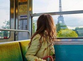 Весна в Париже с максимальными скидками из Алматы!