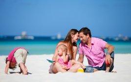 Пляжные отели в ОАЭ с отличными скидками на майские праздники с вылетом из Алматы!