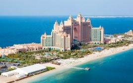Скидки на самые популярные отели в ОАЭ с вылетом из Алматы!