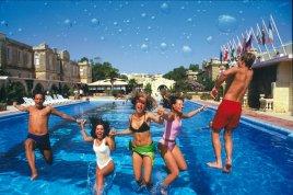 ТОП  самых молодежных отелей Турции из Астаны!