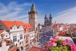 Туры в Чехию, вылет с Астаны!