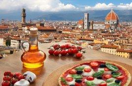 Экскурсионный тур по Италии из Астаны + побережье!