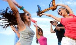 Лучшие отели Турции для молодежного отдыха!