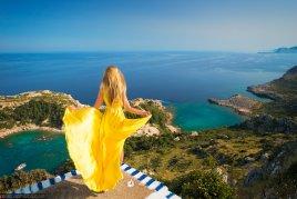 Отдых в Греции по самым выгодным ценам с прямым перелетом из Алматы!