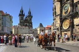 Туры в Прагу из Астаны, раннее бронирование!