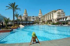 Горящие туры в сеть отелей DELPHIN HOTELS с вылетом из Алматы!
