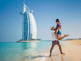 Последние билеты в ОАЭ из Астаны в июле, пляжные отели!