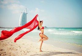 Пляжные отели в ОАЭ с огромными скидками! Вылет из Алматы!