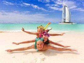 ТОП самых популярных отелей ОАЭ по лучшей цене с вылетом из Алматы!