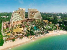Сеть отелей Centara Hotels, Таиланд из Астаны!