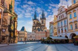 Туры в Прагу из Астаны, сезонные скидки!