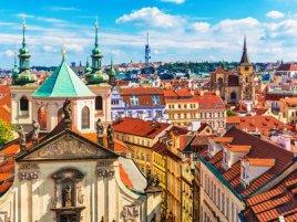 Распродажа туров в Чехию из Астаны, осенние каникулы!