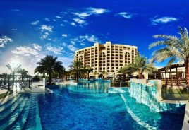 DOUBLETREE BY HILTON RESORT & SPA MARJAN ISLAND 5* на All-Inclusive  с вылетом из Алматы!