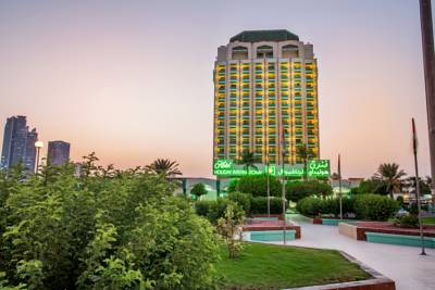 HOLIDAY INTERNATIONAL SHARJAH 4 *