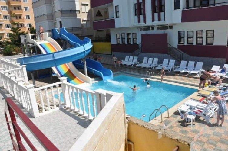 CLUB HOTEL ULASLAR 4 *