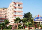 GRAND BAYAR BEACH HOTEL (EX. TURKMEN HOTEL) 3*