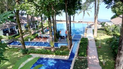 CHANG BURI RESORT & SPA  3*