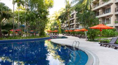 NOVOTEL PHUKET SURIN BEACH 4* (EX. DOUBLE TREE RESORT BY HILTON PHUKET SURIN BEACH) 4*