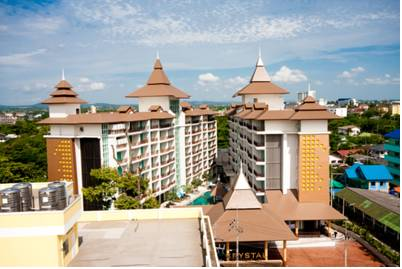 CRYSTAL PALACE PATTAYA 3*
