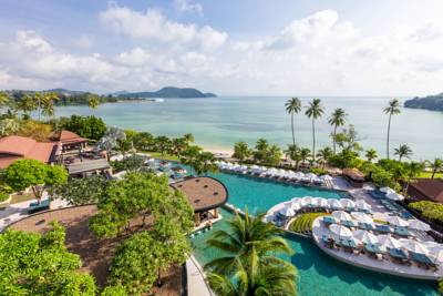 RADISSON BLU PLAZA RESORT PHUKET PANWA BEACH 5 *