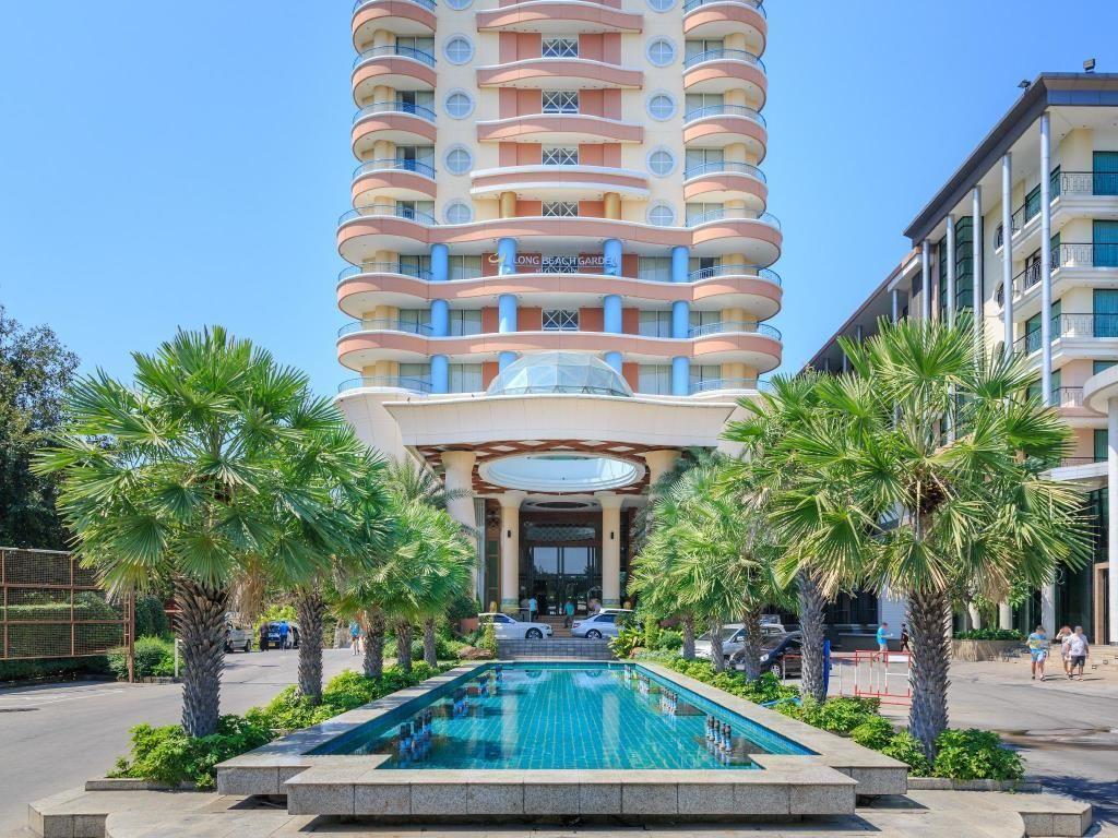 THE PAVILION AT LONG BEACH GARDEN HOTEL & SPA 4 *