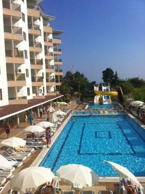 ATLAS BEACH HOTEL 4 *